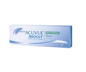 1- Day Acuvue Moist Multifocal (30 линз)